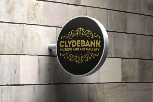 Clydebank Museum Rebrand