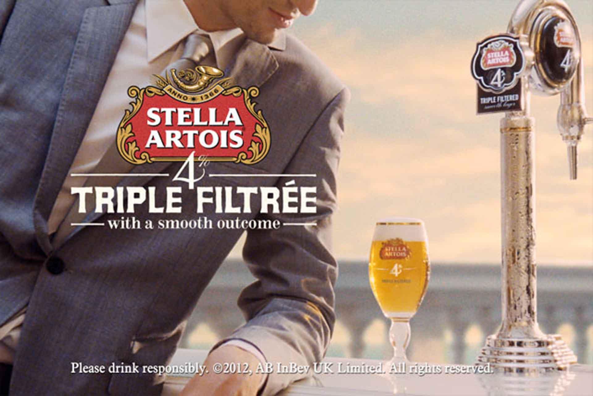 Stella Artois advertising
